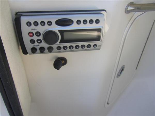 Main Stereo Control