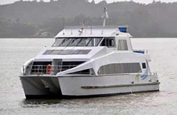 Custom Fast Catamaran Ferry