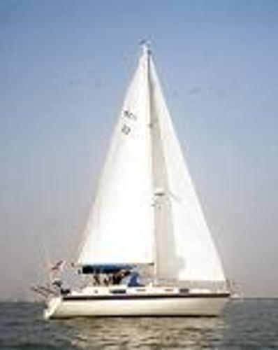 Westerly Corsair Mk II '87 Westerly Corsair 36 MK II under sail