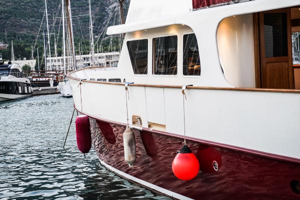 Trawler Idhra 55