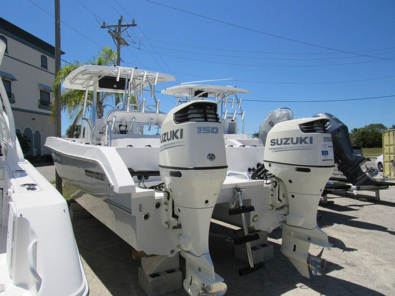 """Twin Vee 260 GF """"Go Fish"""" OceanCat"""