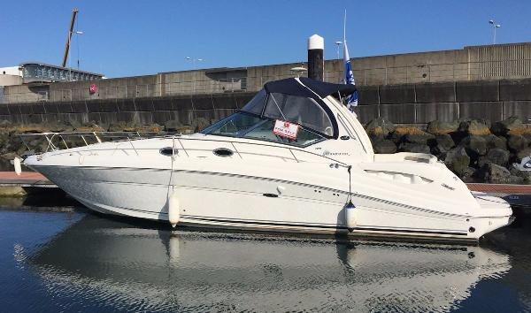Sea Ray 375 Sundancer Sea Ray 375 Sundancer