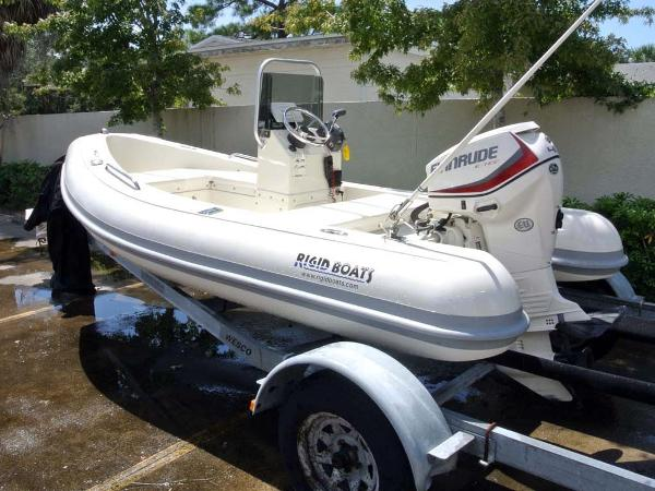 Rigid Boats 14 Sport