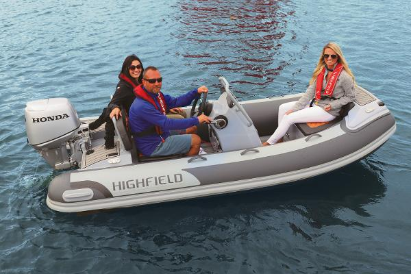 Highfield Classic 360 Deluxe Manufacturer Provided Image