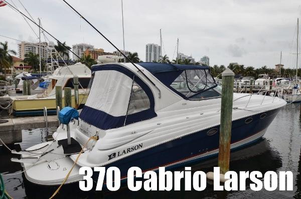 Larson 370 CABRIO Larson 370 CABRIO