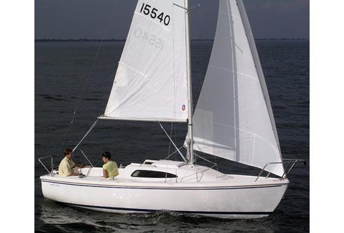 Catalina 22 Sport Manufacturer Provided Image