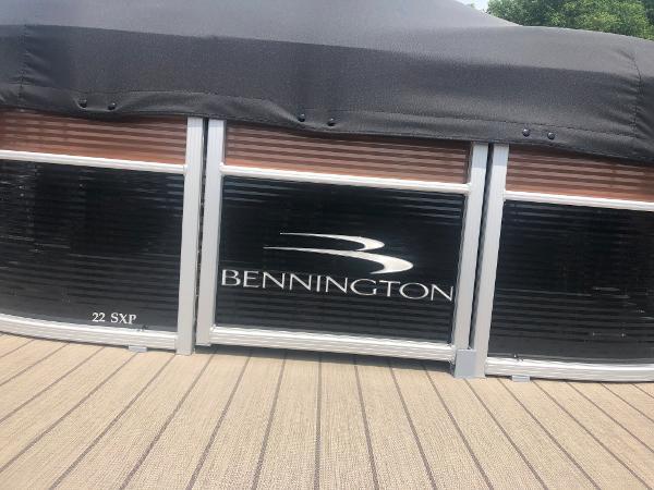 Bennington 22 SSRCXP