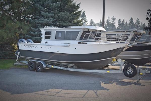 Duckworth 26 Offshore