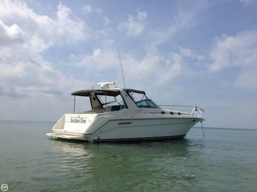 Sea Ray 370 Sundancer 1994 Sea Ray 41 for sale in Michigan City, IN