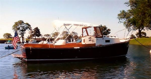 Sisu Downeast 22 1979 Sisu Downeast 22