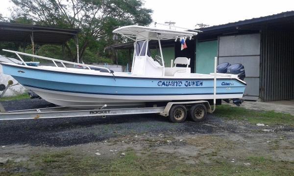 Caribe Pro 265 Sport