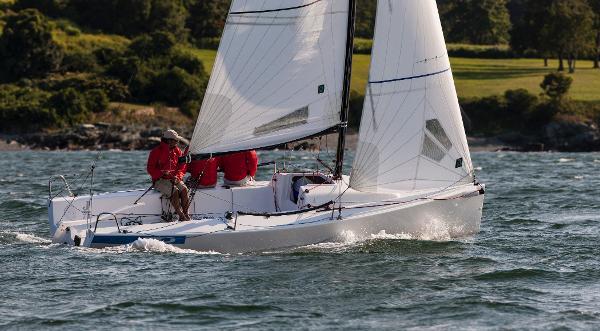 J Boats J/70 Manufacturer Provided Image