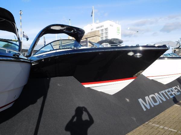 Monterey 258 SS - 2017 Model