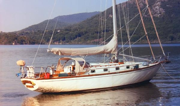 "Cape Dory 36 Cutter ""Sculptor"""