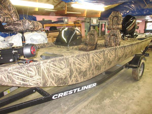 Crestliner 1700 Storm