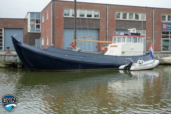 Custom Noordzee Botter Varend woonschip Noordzee Botter Varend woonschip