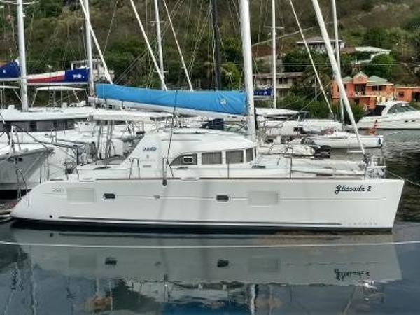 Lagoon 380 A Classic Vessel