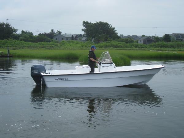 Maritime 210 Defiant
