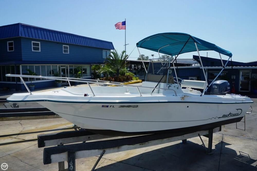 Pro Sport Boats 1950 CC 2000 Pro Sports 20 for sale in Palm Harbor, FL