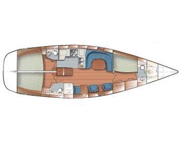 3-Cabin layout.