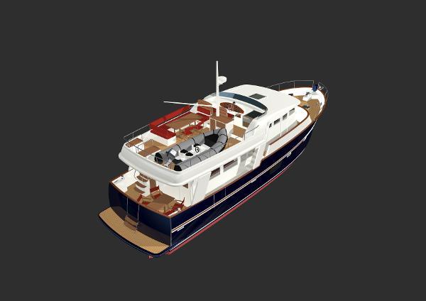 Rhea Marine 47 Trawler