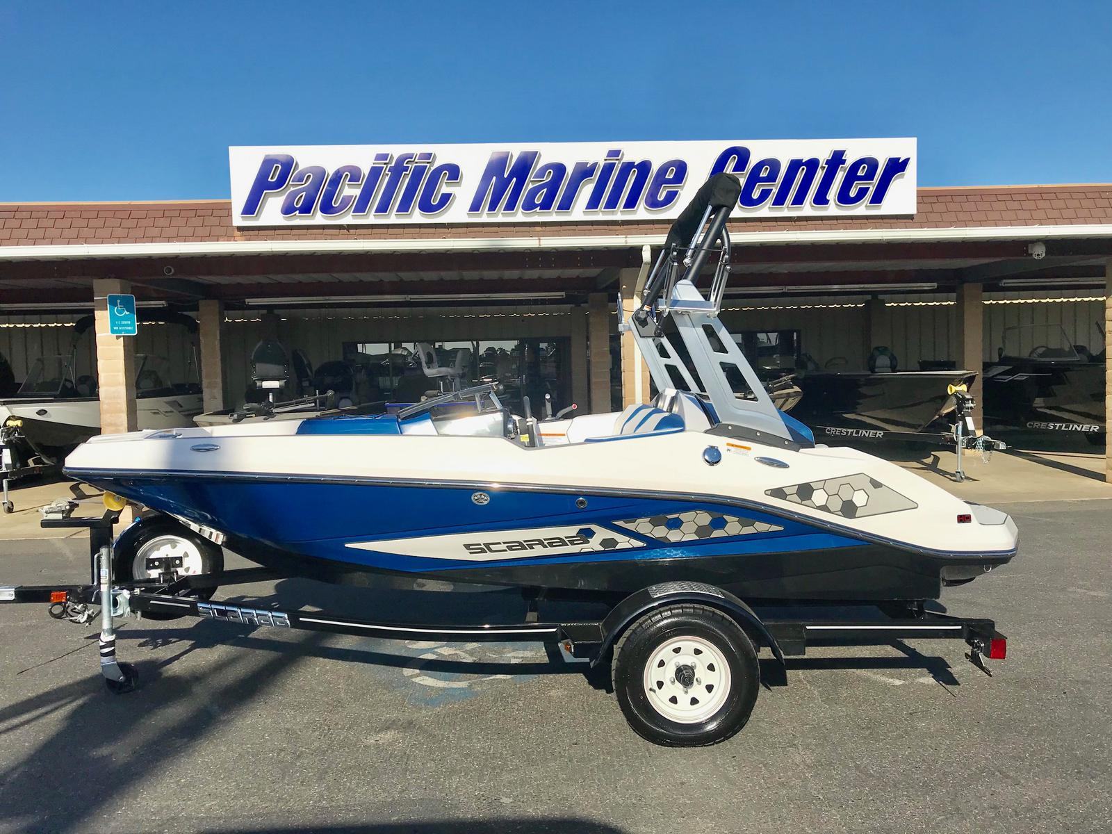 Scarab 165 ID W/ 250 HP SUPERCHARGED ROTAX!