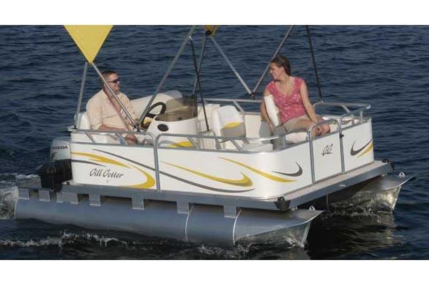 Gillgetter 615 Fish N Cruise Manufacturer Provided Image