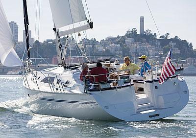 Catalina 445 2020 Catalina 445 - Overall