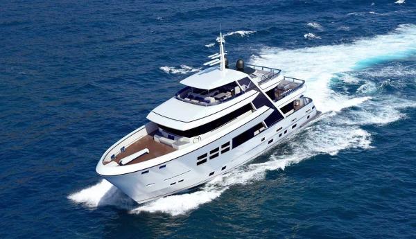 Bandido (Drettmann Yachts) 40 Exterior Bandido (Drettmann Yachts) 40