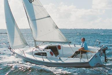 Catalina Capri 22 On Order Manufacturer Provided Image