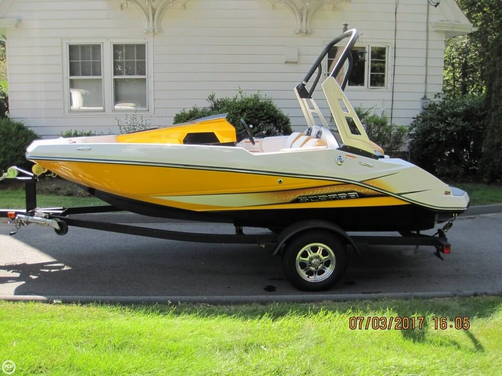 Scarab 165 HO Impulse 2015 Scarab 165 HO Impulse for sale in Danielson, CT