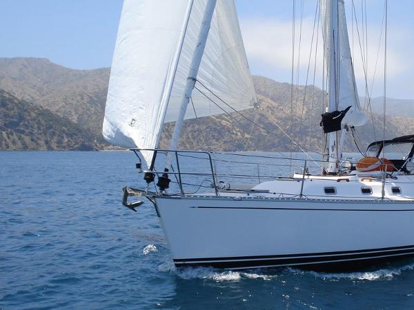 Tartan 3700 CCR Not Just a Sailboat