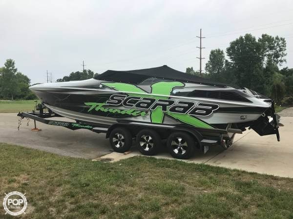Wellcraft Scarab Thunder 1994 Wellcraft Scarab Thunder 31 for sale in Belding, MI