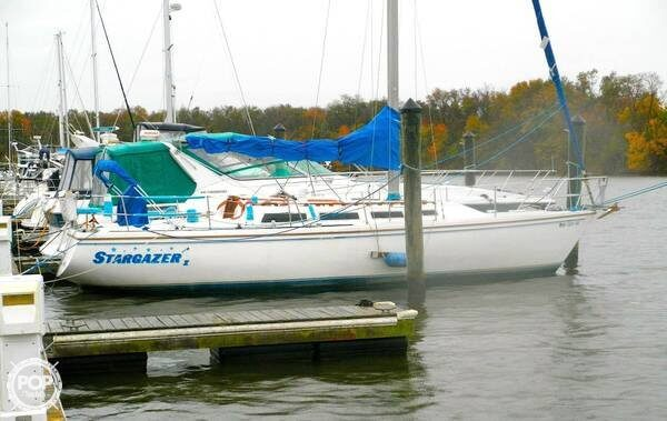 Catalina 36 1984 Catalina 36 for sale in Middle River, MD