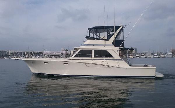 "Chris-Craft 482 Convertible 48' Chris Craft ""L'AMORE"""