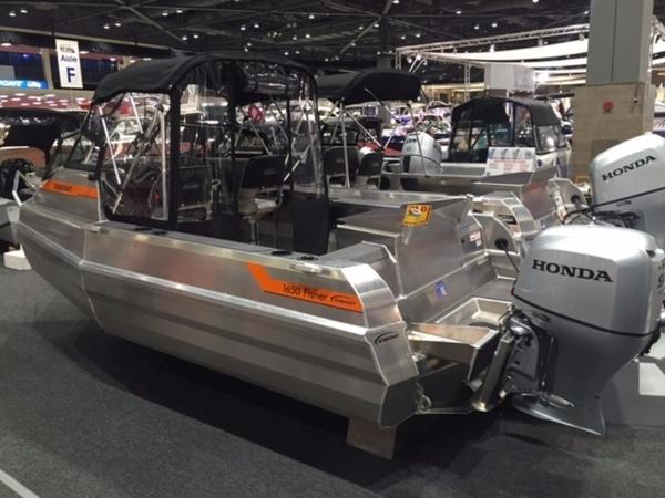 Stabicraft 1650 Fisher