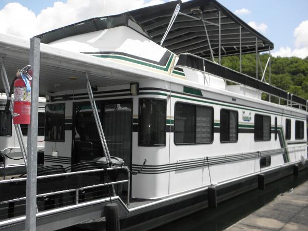 Sumerset 14 x 66 Houseboat