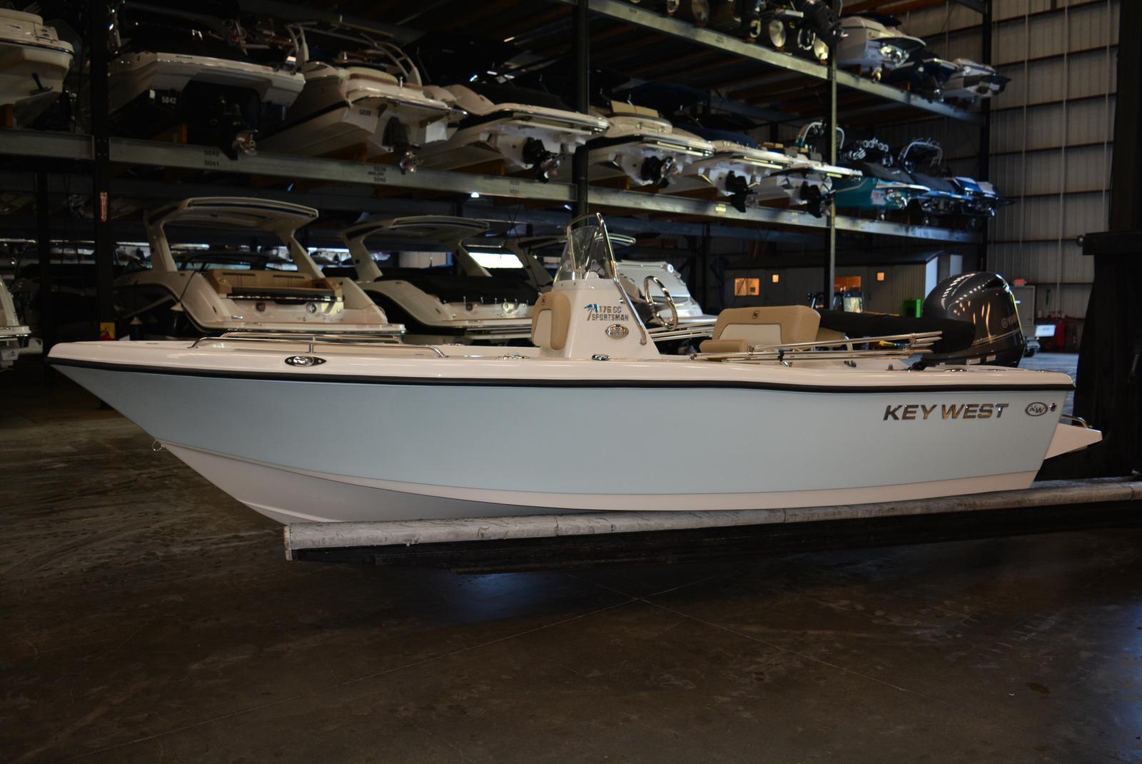 Key West Boats, Inc. 176CC