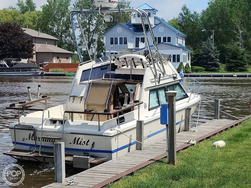Tiara 2500 Sport Salon 1978 Tiara 2500 Sport Salon for sale in Gladwin, MI