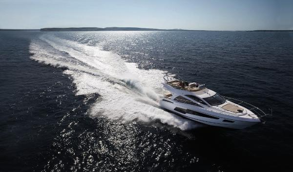 Sunseeker Manhattan 55 Manufacturer Provided Image: Sunseeker Manhattan 55