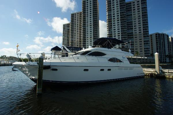 Custom 54 Motor Yacht