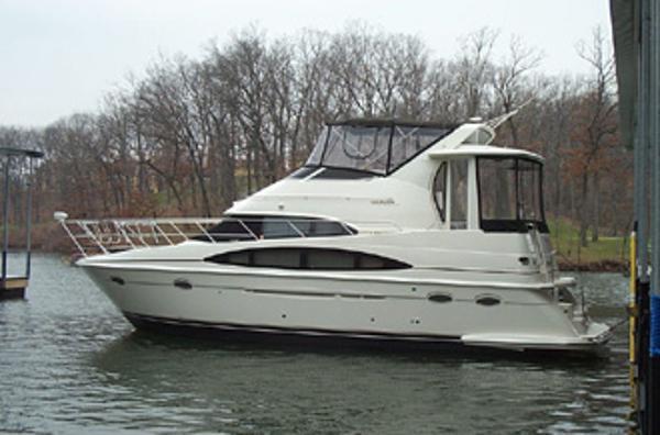 Carver 396 Aft Cabin Motoryacht Sister Ship Profile