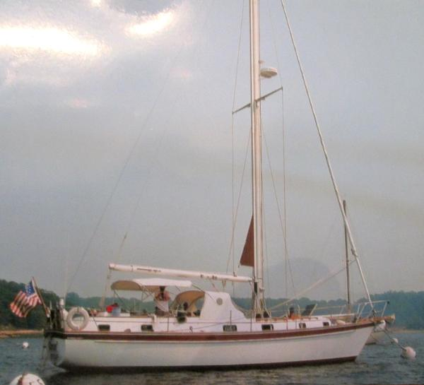 Cape Dory Intrepid