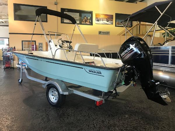 Boston Whaler 150 Montauk
