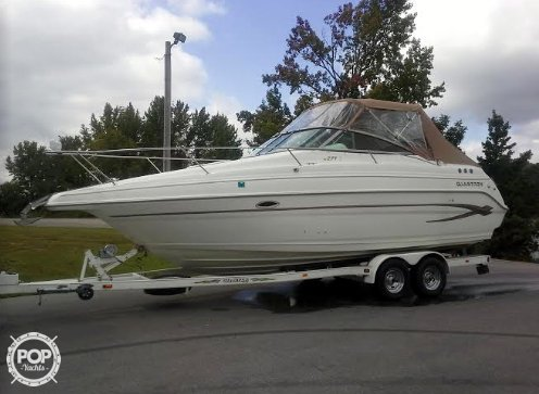 Glastron 279 GS 2003 Glastron 279 GS for sale in Jasper, IN