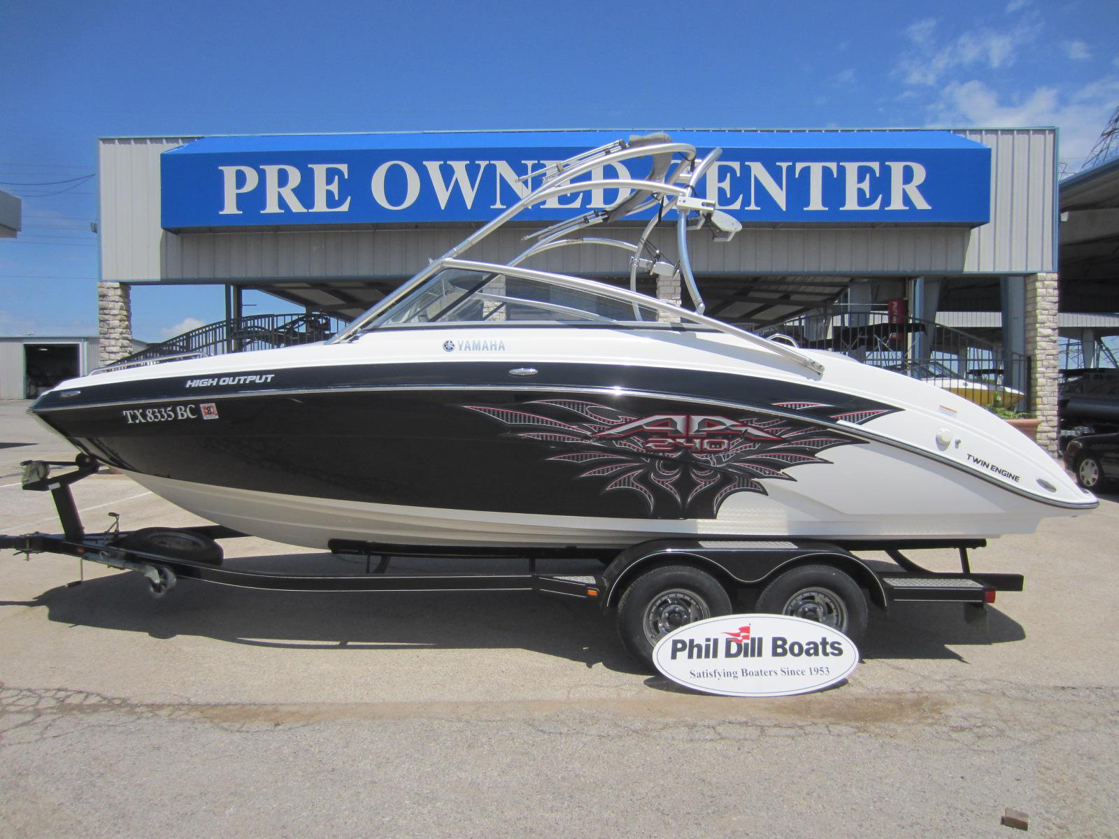 used yamaha boats for sale in texas