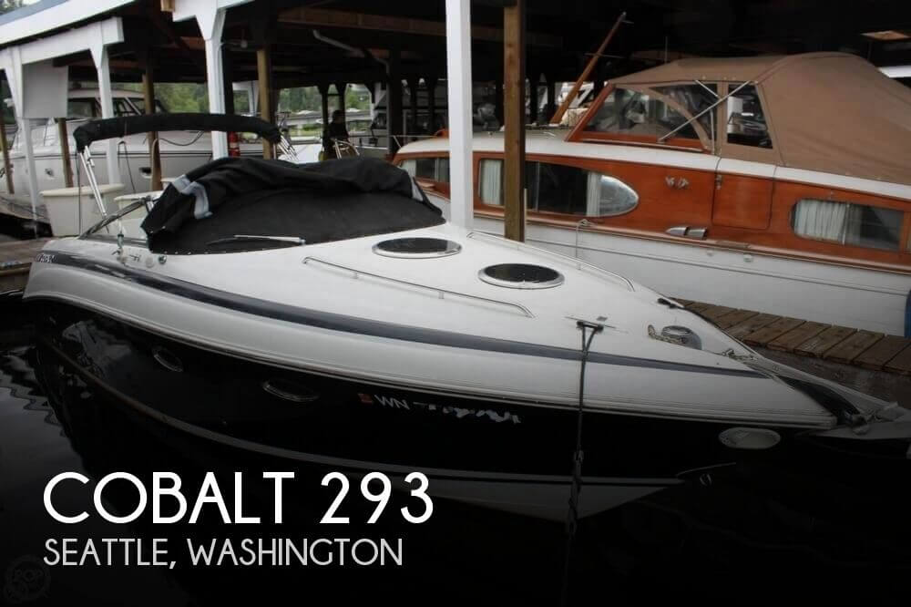 Cobalt 293 2001 Cobalt 293 for sale in Seattle, WA