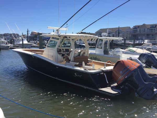 Scout 345 Sportfish