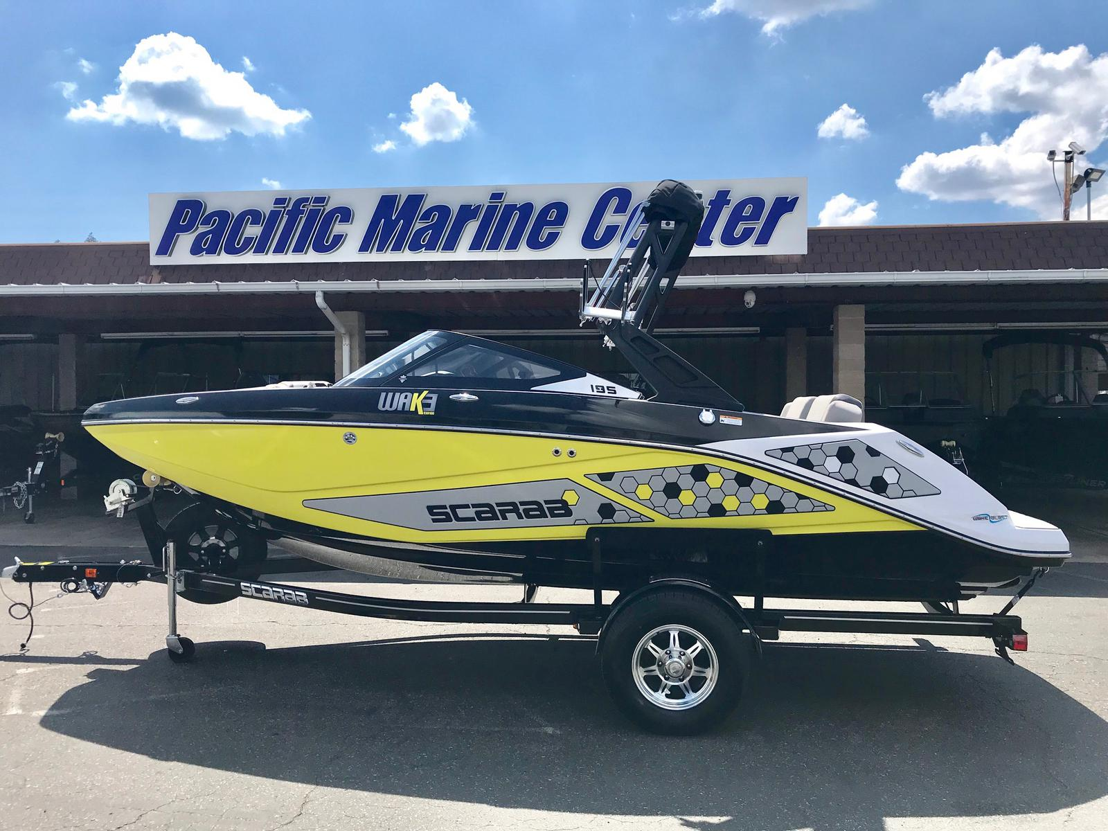Scarab 195 ID w/ 250HP Supercharged ROTAX Engine!