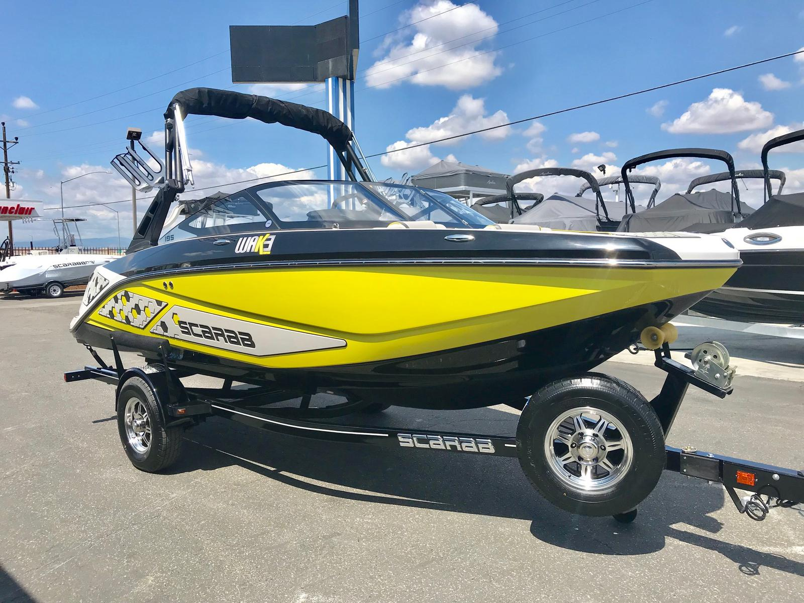 Scarab boats for sale in United States - boats com